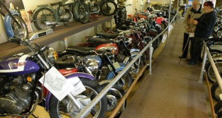London Motorcycle Museum Closes