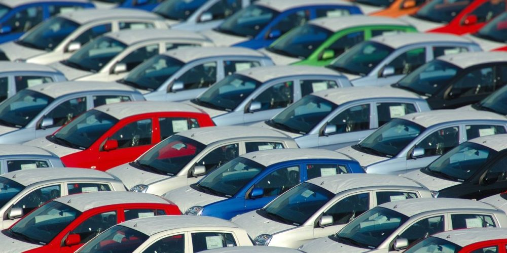 New Car Sales Up 11.5% in March