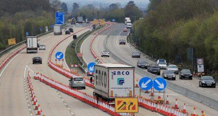 Operation Brock on Kent Motorways