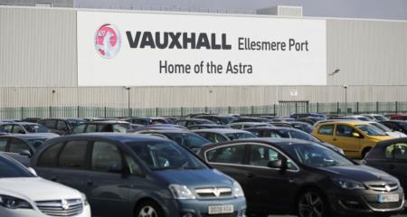 Vauxhall Fears Car Merger