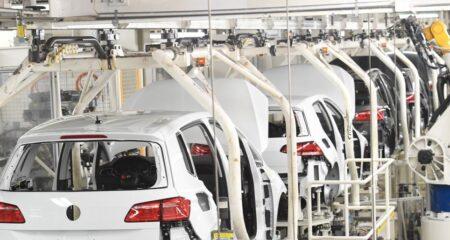 UK Car Production Dips