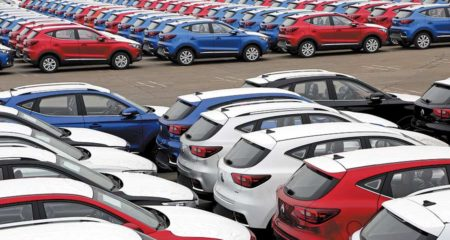 New Car Market Continues Downward Trend