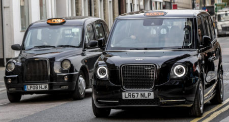 Hundreds of London Minicabs Could be 'Working Illegally'