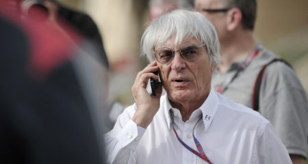 Ecclestone Would Abandon 2020 F1 Season