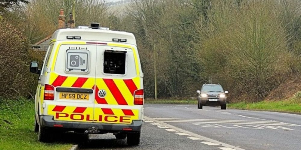 Drivers Being Caught Speeding on Quiet Roads After UK Lockdown