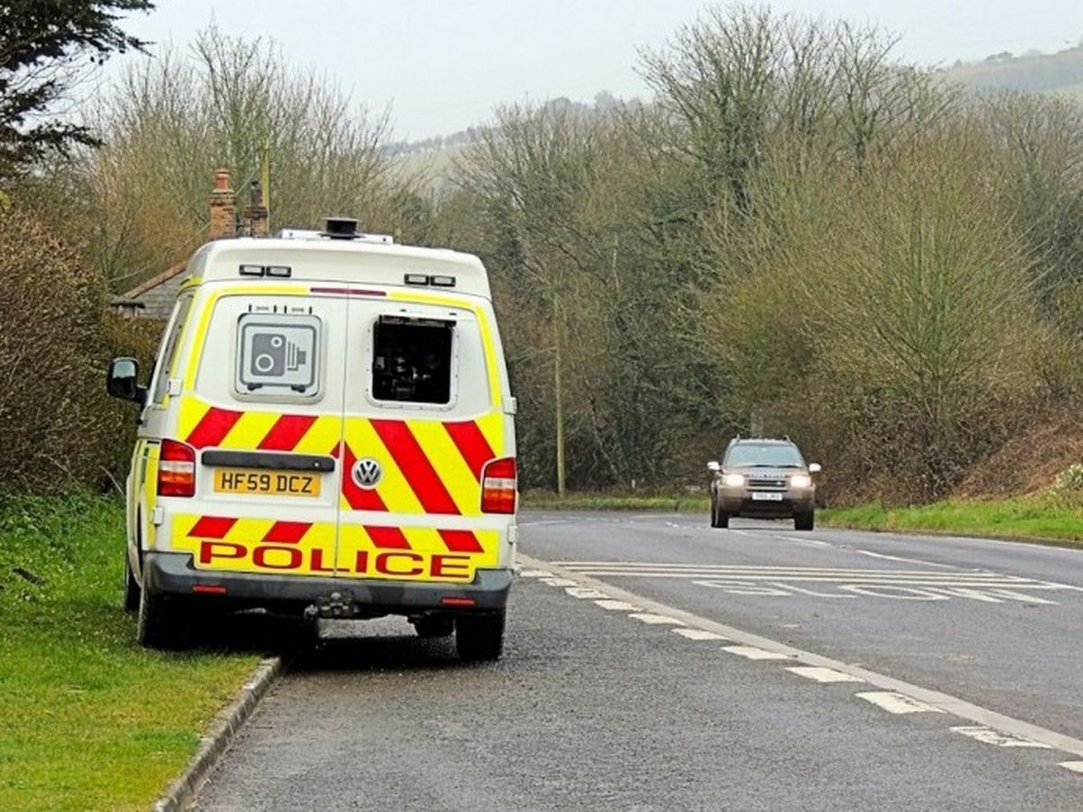 Drivers Being Caught Speeding on Quiet Roads After UK Lockdown