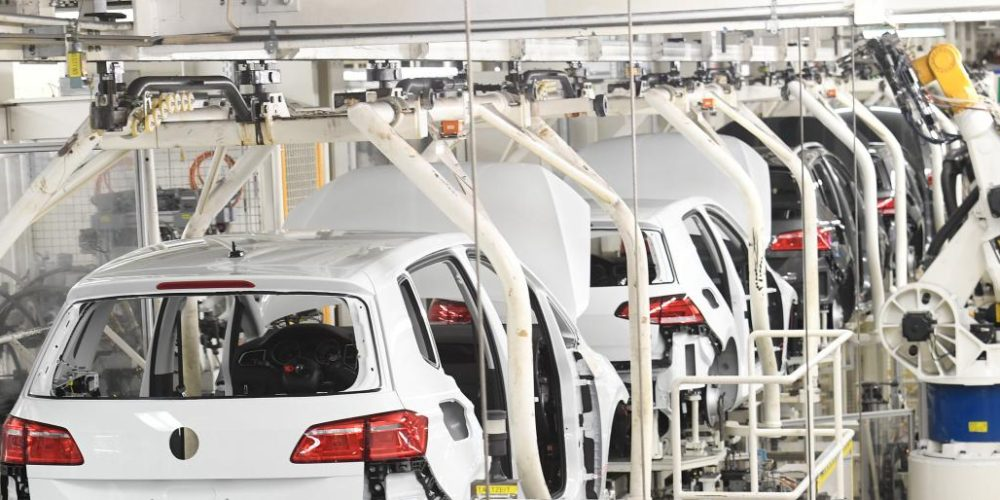 UK Sees Little Car Manufacturing in April