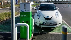 More Charging Points for Electric Cars