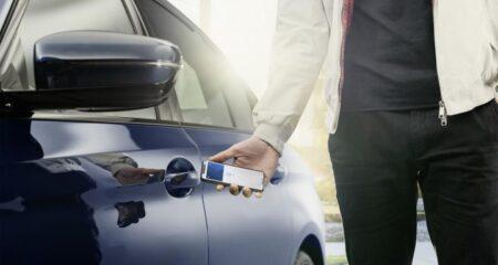 BMW & Apple Announce Car Keys on iPhones