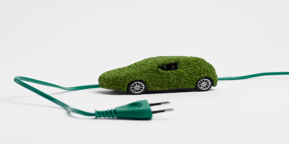 Green Light for Green Plates for Electric Cars