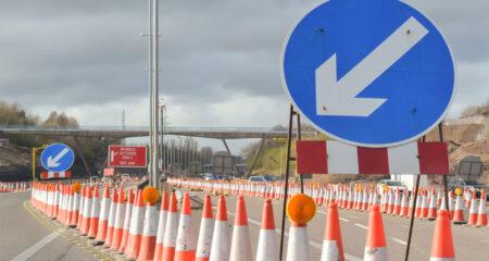 Motorway Roadworks Speed Limit May Rise