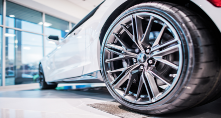 Alloy Wheel Repairs & Refurbishment Glasgow