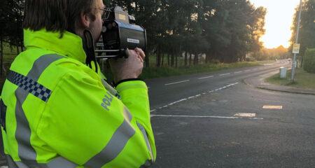 Surge in Speeding Drivers in London During Lockdown