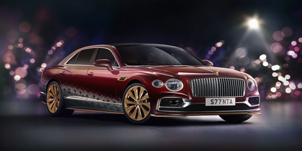 Bentley Cars Create One-Off Flying Spur the Ultimate Customer