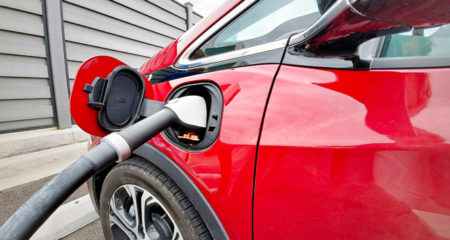 Electric Car Sales Double in 2020