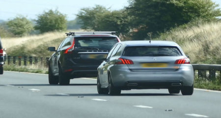 Motorway Cameras Targeting Tailgaters