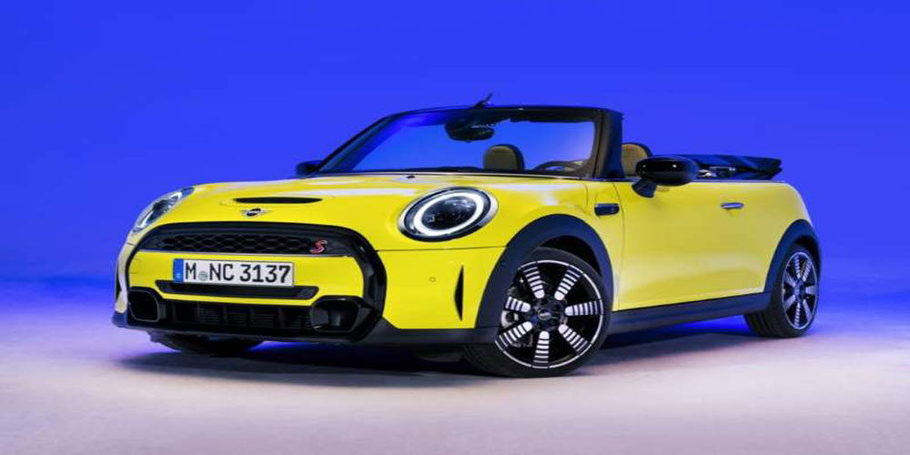 Major Facelift for the 2021 Mini