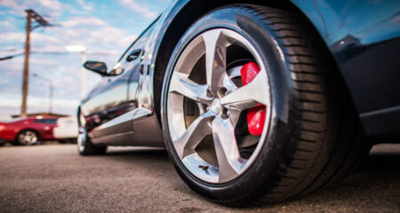 Alloy Wheel Repairs & Refurbishment in Scotland