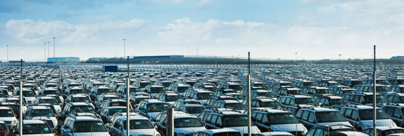 UK Car Production on the Mend