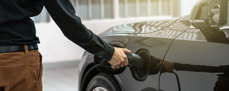 New Car Sales Flagging but Plug-in Vehicles Demand Up