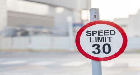 Half of Motorists Support 20mph Speed Limit