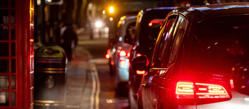 Driving Changes Coming into Force