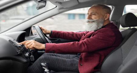 Older Motorists to Keep Driving for Longer